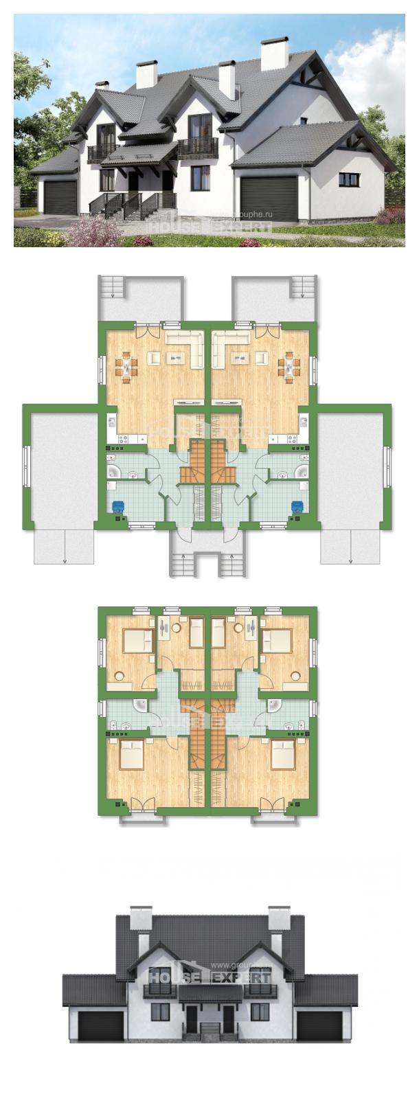 Проект дома 290-003-П   House Expert